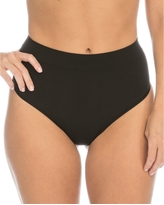 Assets by Spanx Women's All Around Smoothers Thong - Black XL