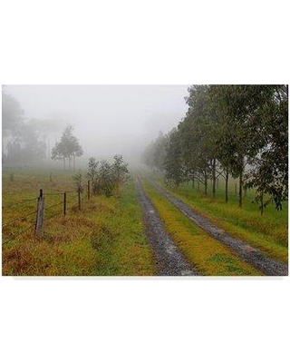 """Ebern Designs 'Roads Less Travelled' Photographic Print on Wrapped Canvas EBRN1226 Size: 30"""" H x 47"""" W x 2"""" D"""
