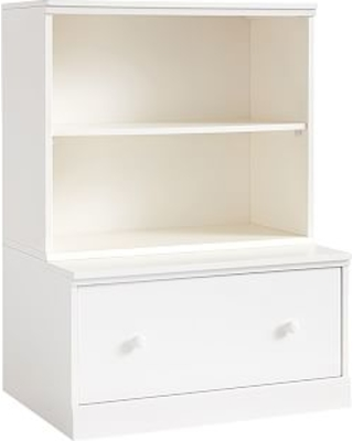 Sweet Savings On Cameron 1 Bookcase Cubby 1 Drawer Base