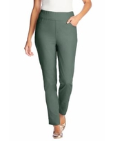 Woman Within Womens Plus Size Pull-On Skinny Jean