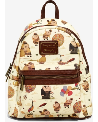 6983d4c3914 Surprise! 20% Off Loungefly Disney Pixar Up Mini Backpack - BoxLunch ...