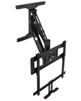 Mount-It! Fireplace TV Mount Mounting Bracket | Fits 40-65 Inch TVs