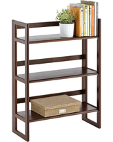 Stackable Folding Bookshelf