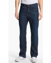 Men's 34 Heritage 'Charisma' Classic Relaxed Fit Jeans, Size 40 x 30 - Blue (Dark Cashmere) (Online Only) (Regular & Tall)