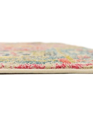 Bungalow Rose Piland Gold Area Rug BGLS6871 Rug Size: Rectangle 5' x 8'