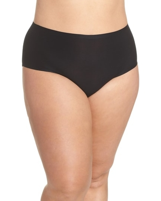 3548a56ad255 Plus Size Women's Chantelle Intimates Soft Stretch High Waist Seamless  Briefs, Size One Size -