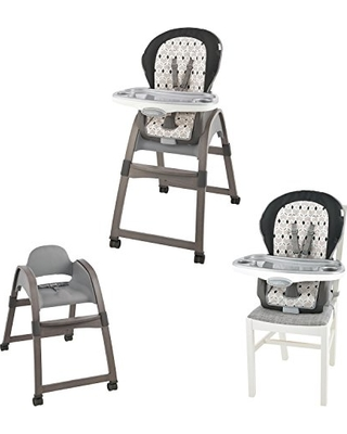 09581e0b808b Find the Best Deals on Ingenuity 3-in-1 Wood High Chair