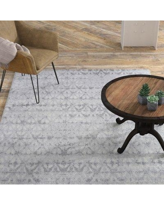 """Williston Forge Aquinnah Woven Pearl/Champagne Area Rug WLFR3664 Rug Size: Rectangle 7'10"""" x 10'9"""""""