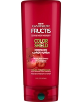 Garnier Fructis with Active Fruit Protein Color Shield Fortifying Conditioner with Acai Berry Antioxidant & UV Filters - 21oz