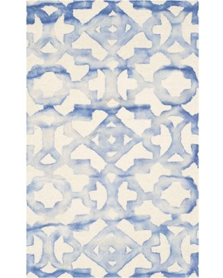 Safavieh Dip Dye Zowie Overdyed Geometric Area Rug or Runner