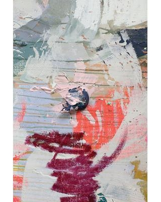 """East Urban Home 'Really X' Painting Print on Wrapped Canvas ESTN7382 Size: 26"""" H x 18"""" W x 1.5"""" D"""