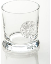 Abigails Lion's Head Double Old Fashioned Glass 712538