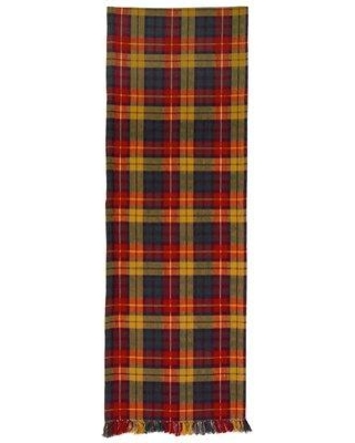 Millwood Pines Stringfellow Plaid Table Runner NMXQ3103