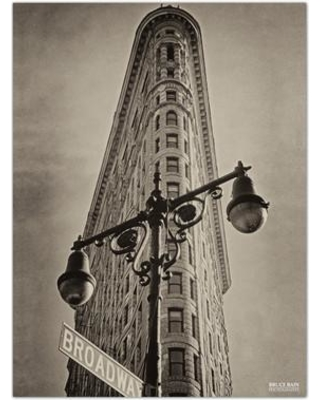 Williston Forge 'Flatiron' Photographic Print on Wrapped Canvas WLSG1159