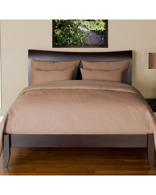 Darby Home Co Arlosh Duvet Cover Set DABY4553 Size: Queen Color: Flax
