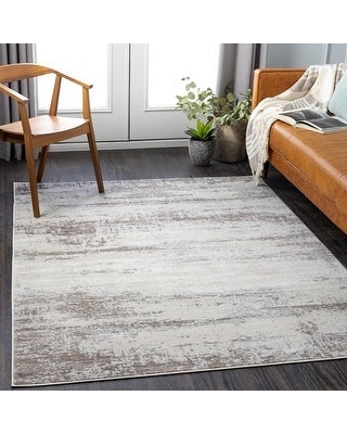 20 Off Truvy Distressed Modern Area Rug 5 3 X 7 1 Camel