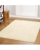 "Mercer41 Nasim Ivory Area Rug MCRF4292 Rug Size: Rectangle 1'9"" x 4'7"""