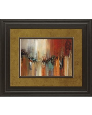 Classy Art Wholesalers Skyline by Cat Tesla Framed Painting Print DM5443