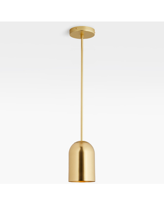 """Paige 5"""" Articulating Dome Cylinder Pendant"""