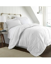 Merit Linens 8-piece Bed-in-a-Bag (Queen - White)