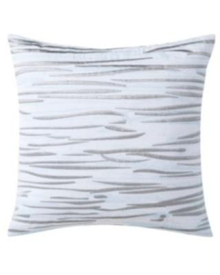 """Charisma Fairfield Embroidered 18"""" Square Decorative Pillow Bedding"""