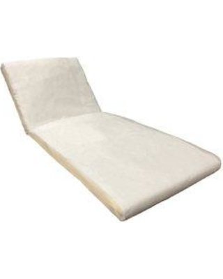 TK Classics 2 Piece Outdoor Chaise Lounge Cushion Set 100CUSHION-CHAISE