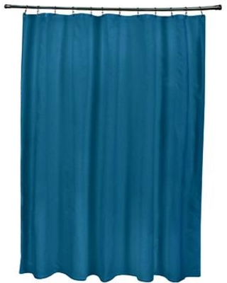 Red Barrel Studio Gulick Single Shower Curtain RDBE2630 Color: Teal