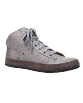 OTBT Gray Pewter Round Trip High Top Sneaker