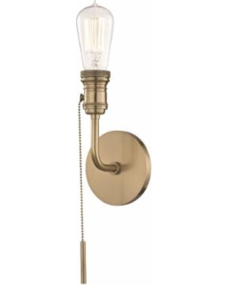Mitzi Lexi 4 Inch Wall Sconce - H106101-AGB