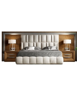 Amazing Deal On London Bedor116 Bedroom Set 4 Pieces Hispania Home Bed Size King