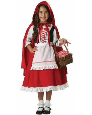 Little Red Riding Hood Child Halloween Costume