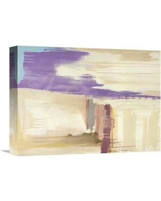 """Global Gallery 'Estrellas' by Italo Corrado Painting Print on Wrapped Canvas GCS-456279- Size: 12"""" H x 16"""" W x 1.5"""" D"""
