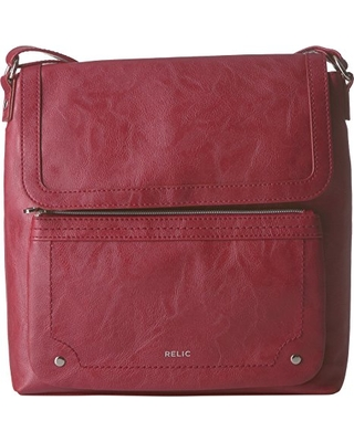 f9ad4924c1d Relic Relic Evie Flap Crossbody Handbag, Color: Baked Apple from Amazon    People