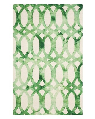 Safavieh Dip Dye Rosanne Overdyed Geometric Area Rug or Runner