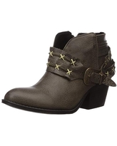 Very Volatile Women's Azusa Fashion Boot, Charcoal, 6.5 M US