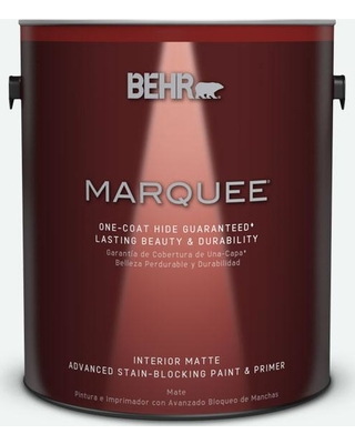 BEHR MARQUEE 1 gal. #T13-14 Heavy Sugar Matte Interior Paint and Primer in One