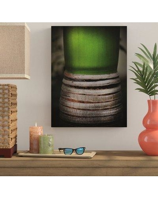 """Bay Isle Home 'Bambou' Photographic Print on Wrapped Canvas BYIL5604 Size: 32"""" H x 24"""" W x 2"""" D"""