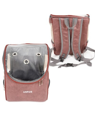Airline Approved Dog And Cat Backpack Water & Stain Proof with Mesh Cover Pet Carrier