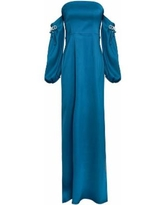 Long Dress - Blue - Safiyaa Dresses