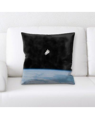 East Urban Home Astronaut Throw Pillow W000862038
