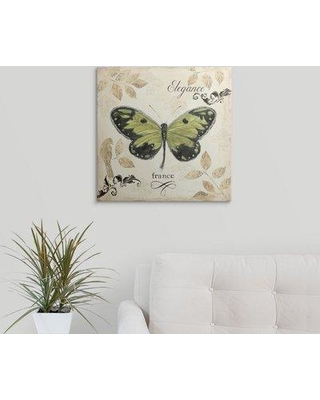 "Great Big Canvas 'Natures Gem IV' by Emily Adams Graphic Art Print 2153470_1 Size: 20"" H x 20"" W x 1.5"" D Format: Canvas"