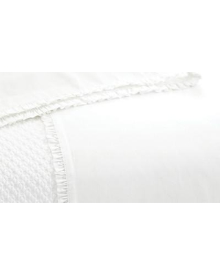 Special Prices On Pine Cone Hill La Dolce Villa Petite 400 Thread Count 100 Cotton Sheet Set Spr Ss Size Queen Color White