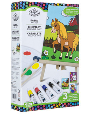 Shopping Special Animals Easel Art Set