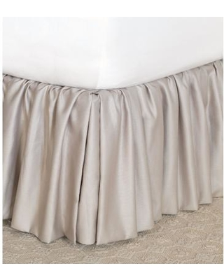 """Eastern Accents Wakefield Mack Heather 16"""" Bed Skirt EAN6438 Size: California King"""