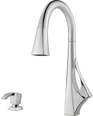 Here S A Great Deal On Pfister Venturi Single Handle Pull Down