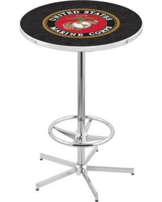 Superb Holland Bar Stool Holland Bar Stool Military Pub Table L216C42 Team United States Marine Corps From Wayfair Bhg Com Shop Short Links Chair Design For Home Short Linksinfo