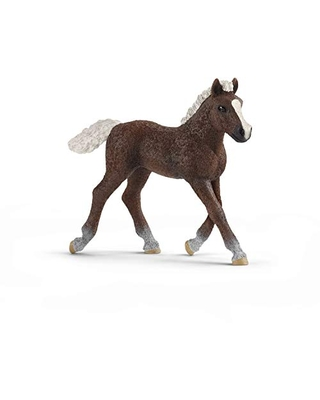 Schleich Farm World Black Forest Foal Educational Figurine for Kids Ages 3-8