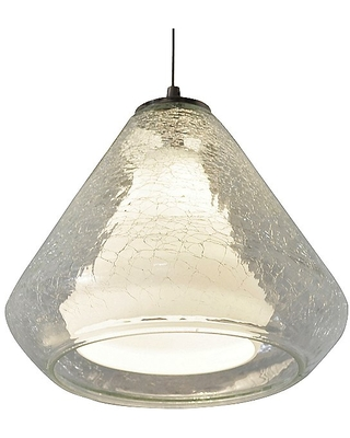 Armitage Pendant Light by AFX Lighting - Color: Clear - Finish: Satin Nickel - (AGP500L40D2SNCC)