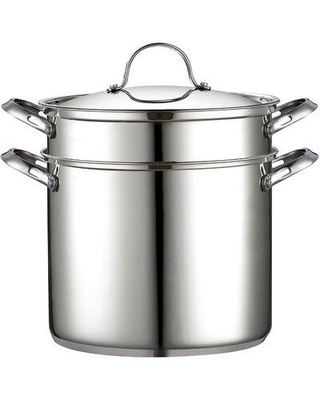 Cooks Standard Cooks Standard 12 qt. Stainless Steel Multi-Pot with Lid 02568