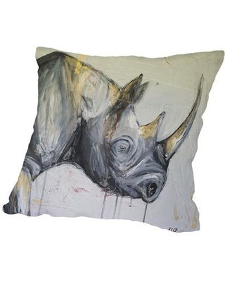 """East Urban Home Resilience Throw Pillow ESRB1503 Size: 20"""" H x 20"""" W x 2"""" D"""